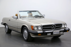 Picture of 1989 Mercedes-Benz 560SL For Sale