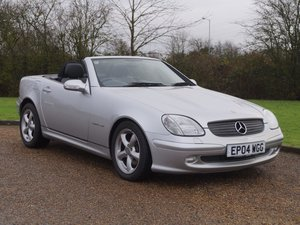 Picture of 2004 Mercedes SLK 200 at ACA 13th and 14th February For Sale by Auction