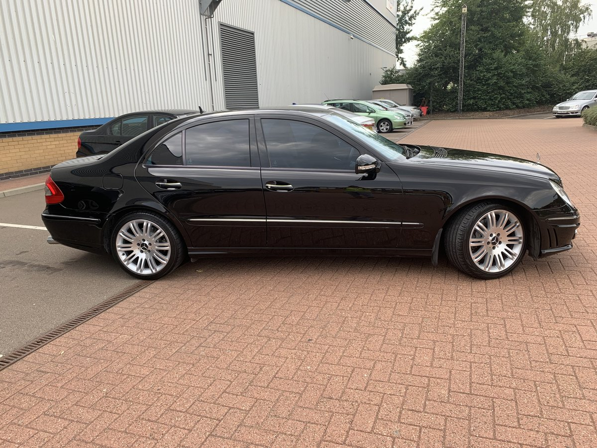 2007 Mercedes-Benz, E280 3.0 V6 AMG Pack, Petrol, 81k m For Sale (picture 2 of 12)