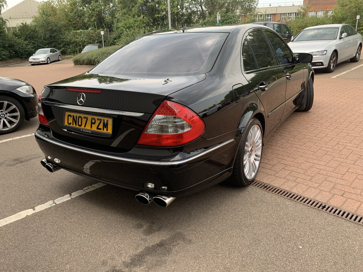 2007 Mercedes-Benz, E280 3.0 V6 AMG Pack, Petrol, 81k m For Sale (picture 3 of 12)