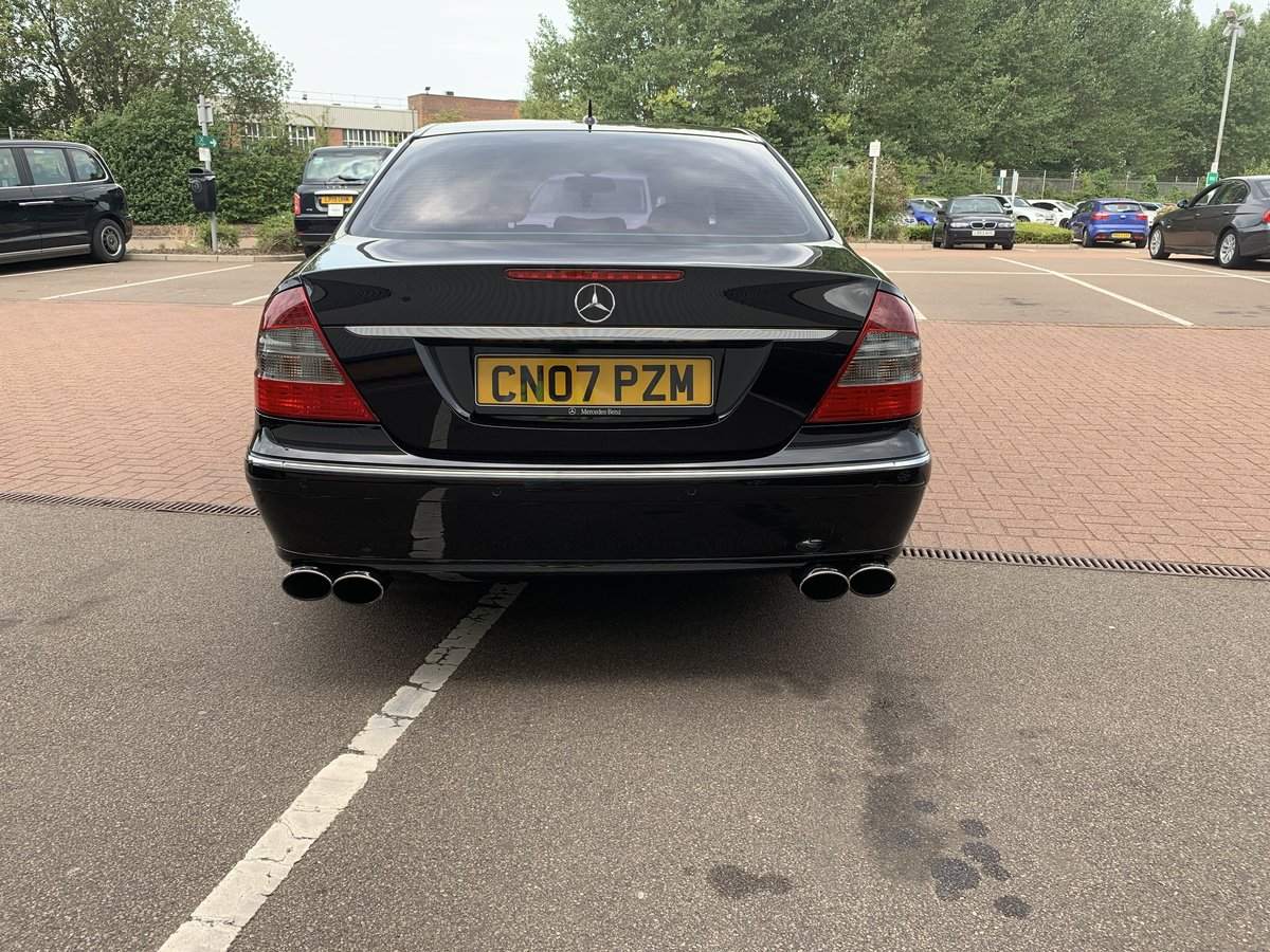2007 Mercedes-Benz, E280 3.0 V6 AMG Pack, Petrol, 81k m For Sale (picture 4 of 12)