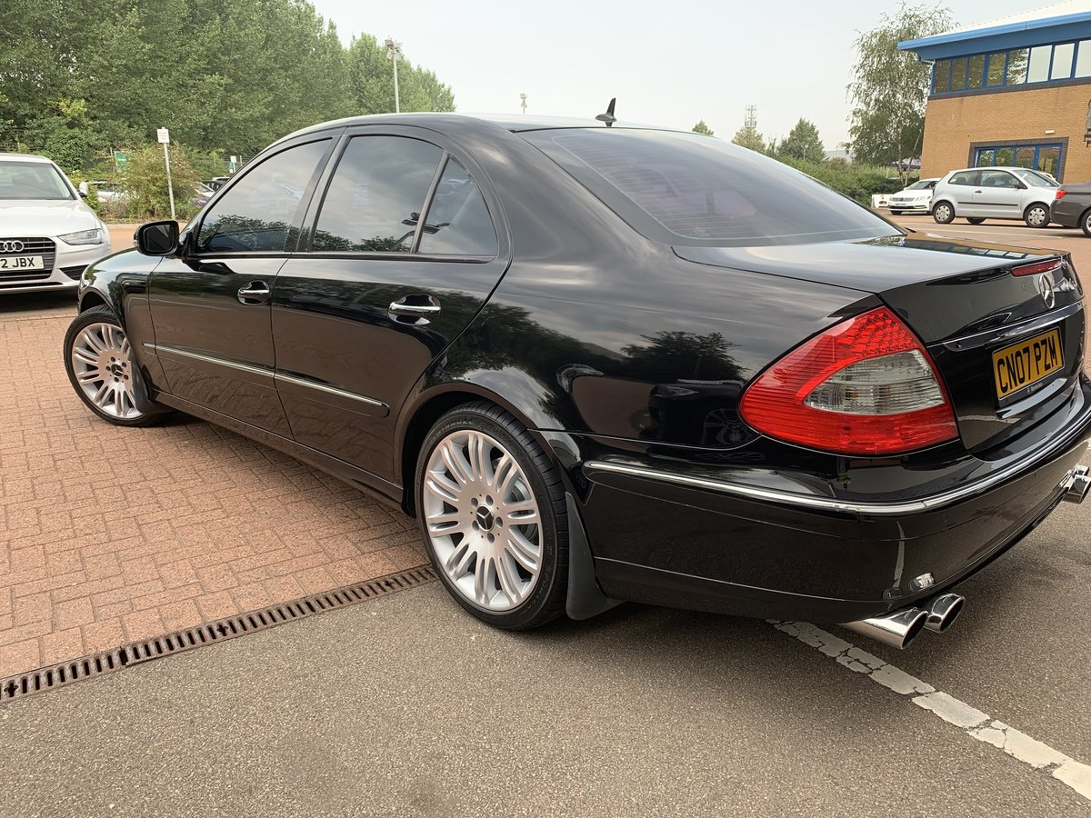 2007 Mercedes-Benz, E280 3.0 V6 AMG Pack, Petrol, 81k m For Sale (picture 5 of 12)