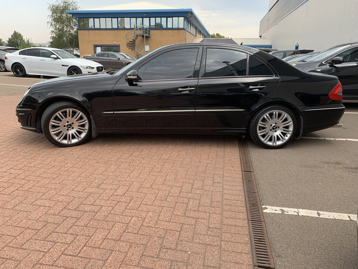 2007 Mercedes-Benz, E280 3.0 V6 AMG Pack, Petrol, 81k m For Sale (picture 6 of 12)