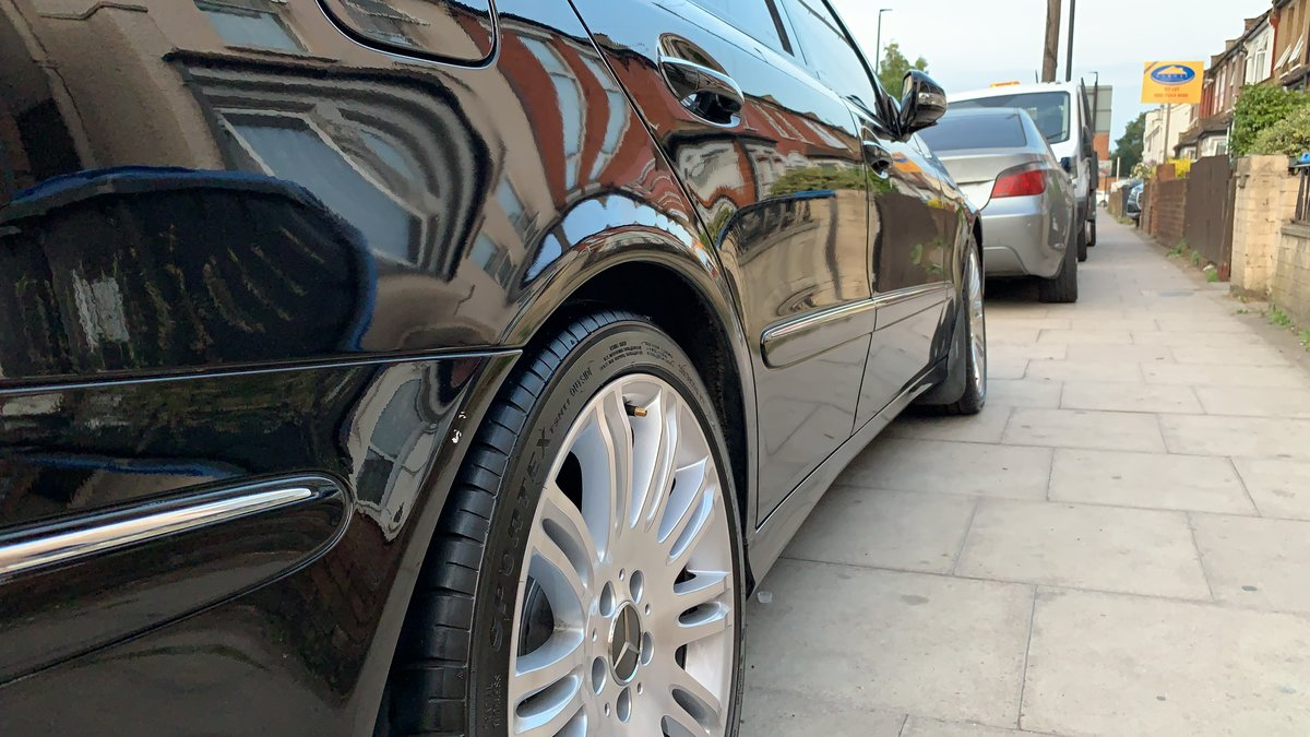 2007 Mercedes-Benz, E280 3.0 V6 AMG Pack, Petrol, 81k m For Sale (picture 12 of 12)
