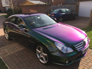 Mercedes CLS 55 AMG V8 Supercharged only 42k miles