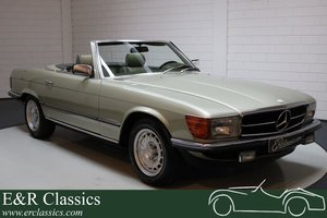 Picture of Mercedes-Benz 280SL 1982 very good condition, new paint For Sale