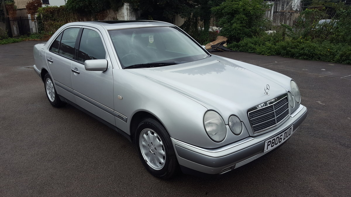 Picture of 1996 mercedes e200 - 2 owners from new - only 39000 mls For Sale