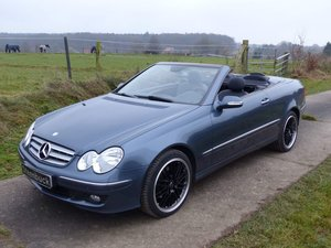 Picture of 2007 Mercedes-Benz CLK 280 - beautiful convertible For Sale