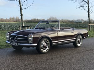Picture of 1964 230 SL Pagode EU Manual For Sale