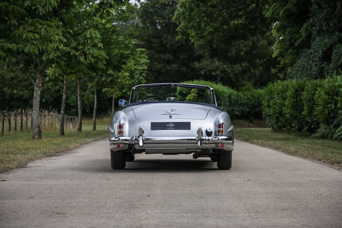 1962 Mercedes 190 SL Roadster For Sale (picture 4 of 19)
