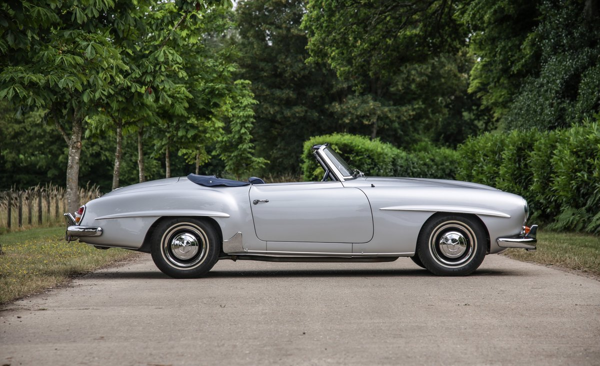 1962 Mercedes 190 SL Roadster For Sale (picture 5 of 19)