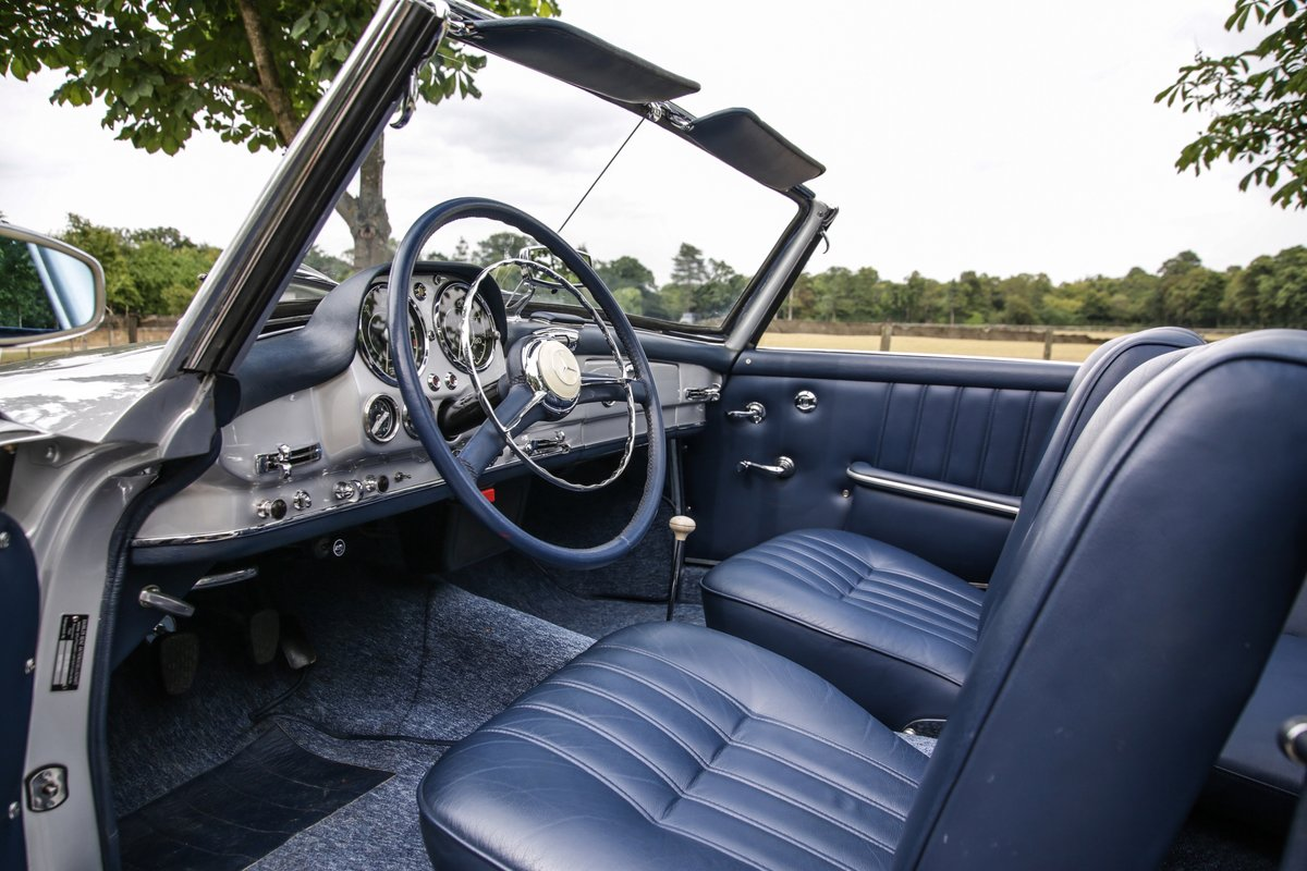 1962 Mercedes 190 SL Roadster For Sale (picture 6 of 19)