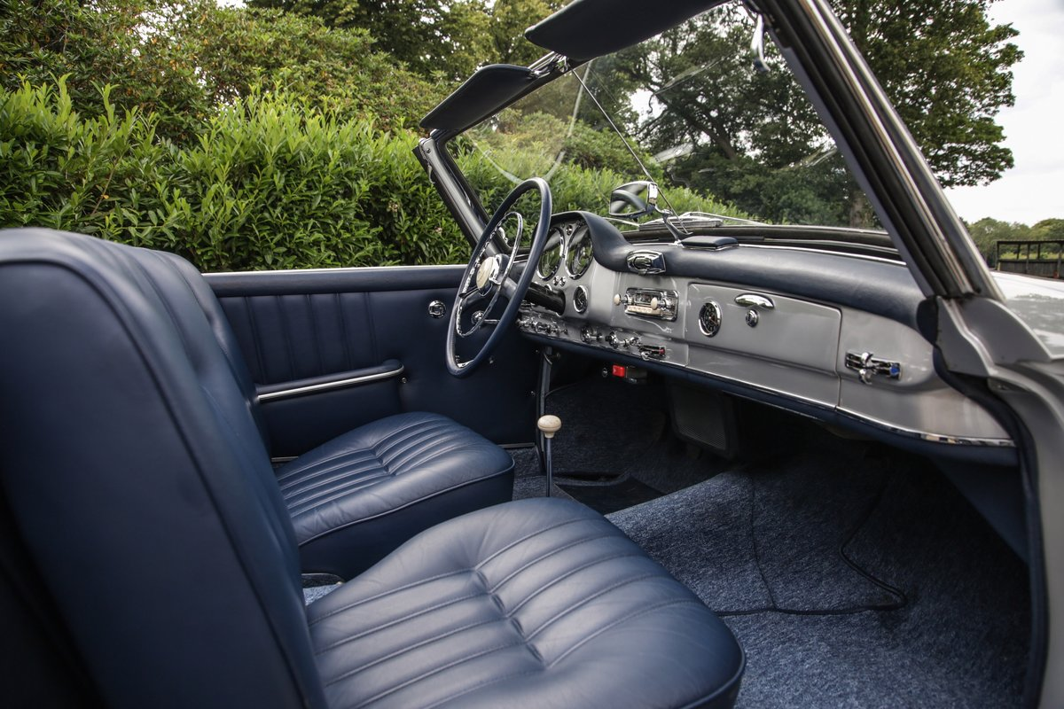 1962 Mercedes 190 SL Roadster For Sale (picture 7 of 19)