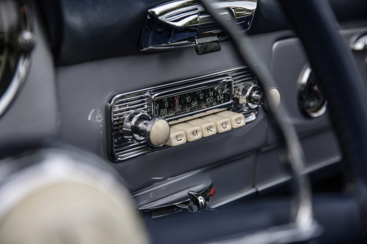 1962 Mercedes 190 SL Roadster For Sale (picture 10 of 19)