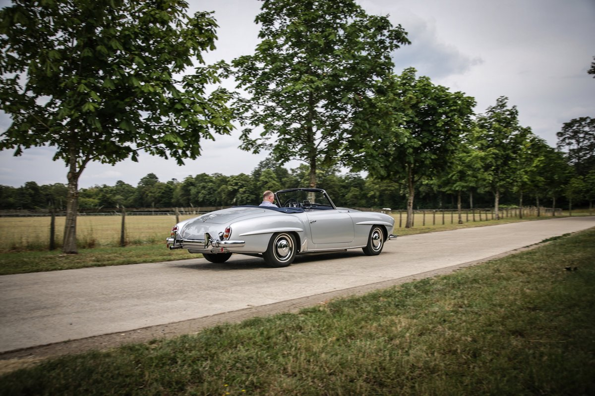 1962 Mercedes 190 SL Roadster For Sale (picture 19 of 19)