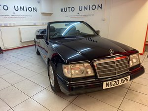 Picture of 1996 MERCEDES E220 CABRIOLET For Sale
