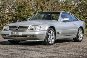 Picture of 1999 Mercedes-Benz SL320 (R129) just 34,000 miles #2223 For Sale