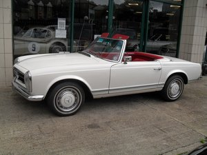 Picture of 1966 Mercedes Benz 230SL Pagoda