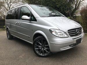 Picture of 2007 Mercedes Benz Viano V350 3.5 Auto Tiptronic, 5dr 7 Seats For Sale
