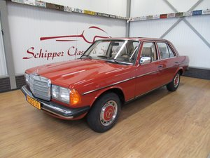 Picture of 1984 Mercedes 240D W123 Sedan Altrot For Sale