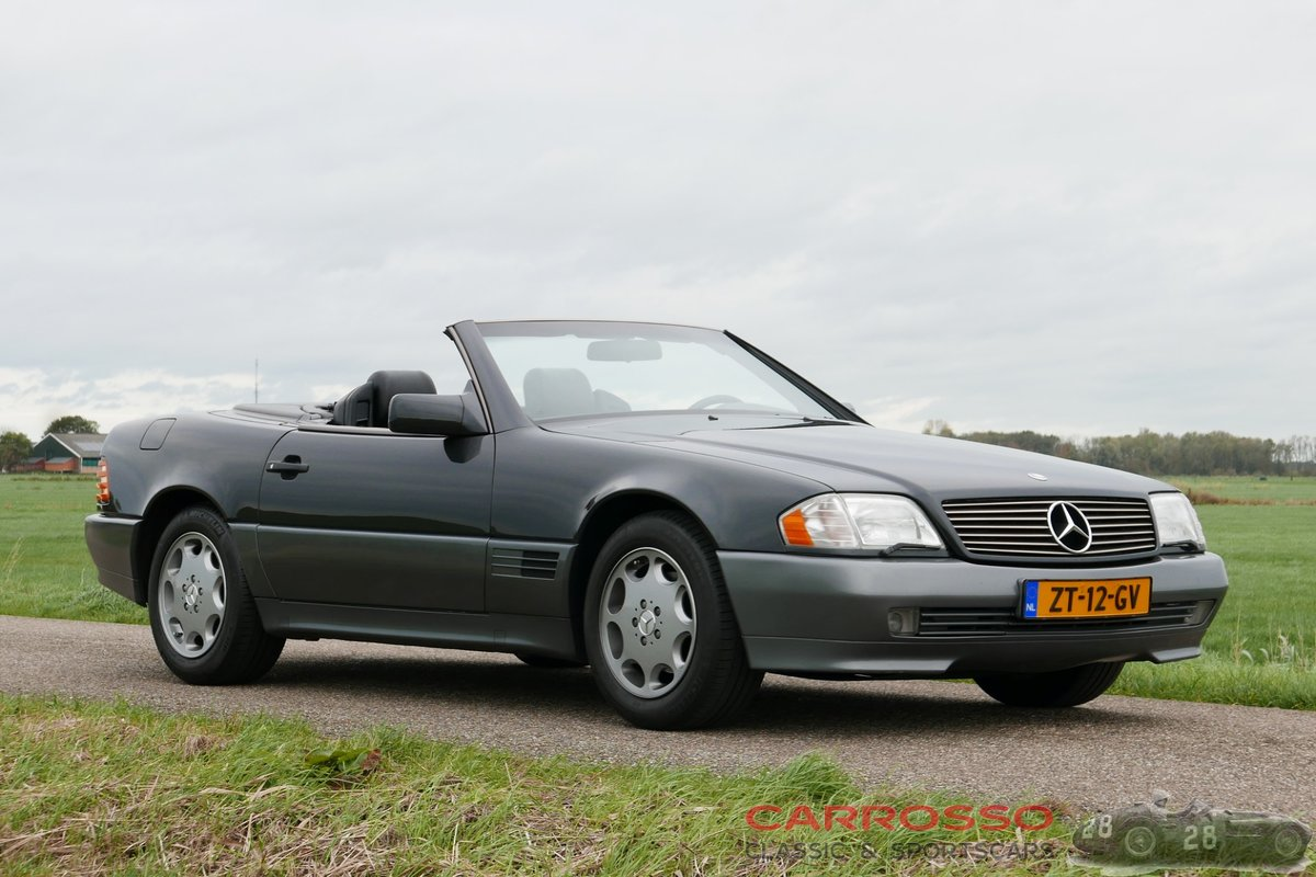 1992 Mercedes Benz 300 SL  24 in very good condition For Sale (picture 1 of 12)