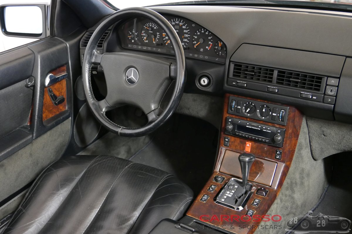 1992 Mercedes Benz 300 SL  24 in very good condition For Sale (picture 4 of 12)