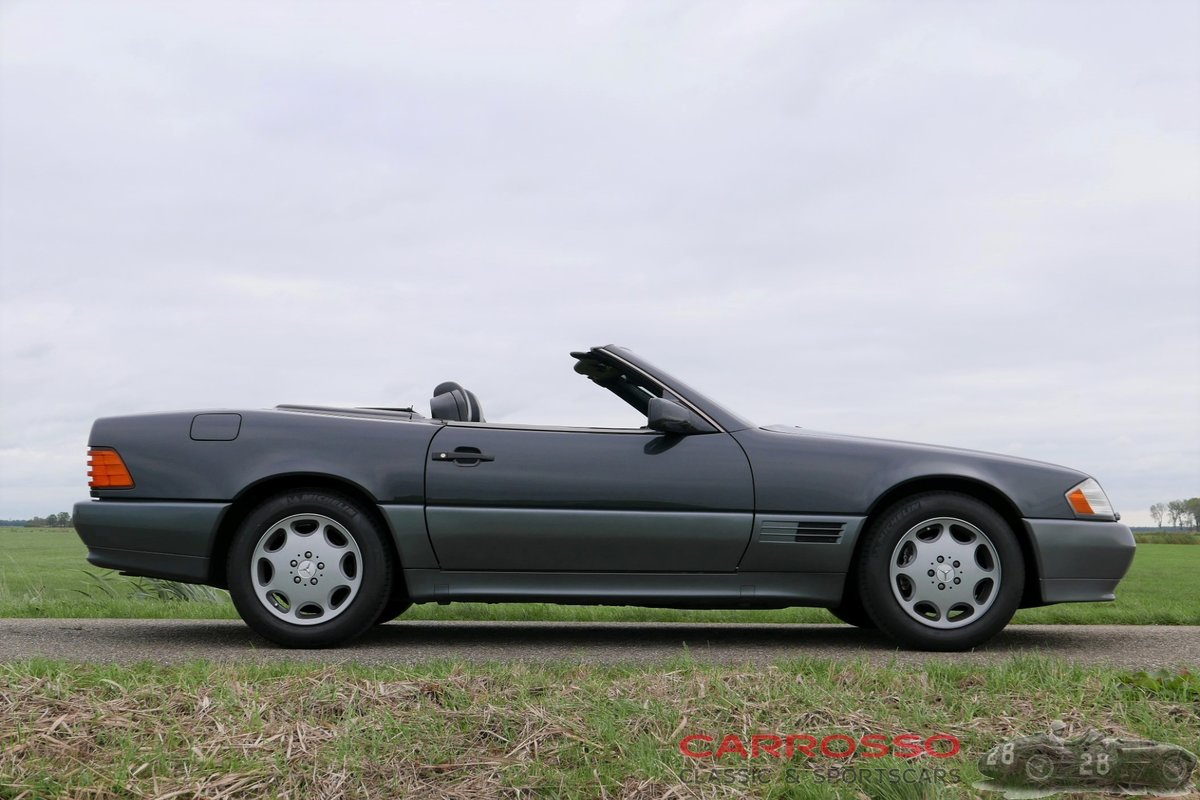 1992 Mercedes Benz 300 SL  24 in very good condition For Sale (picture 6 of 12)