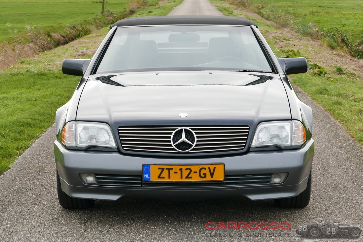 1992 Mercedes Benz 300 SL  24 in very good condition For Sale (picture 7 of 12)
