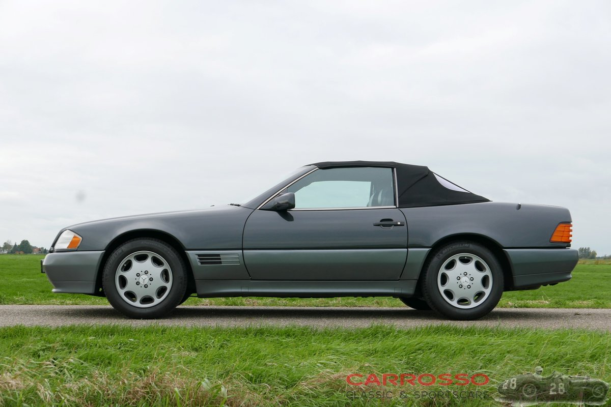 1992 Mercedes Benz 300 SL  24 in very good condition For Sale (picture 9 of 12)