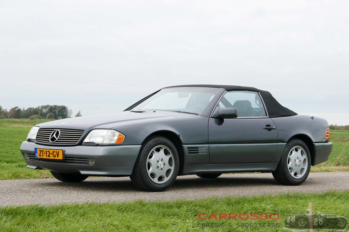 1992 Mercedes Benz 300 SL  24 in very good condition For Sale (picture 12 of 12)