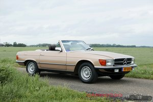 Picture of 1983 Mercedes Benz 380 SL Convertible For Sale