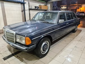 Picture of 1981 MERCEDES 240 D LANG SERVICE BOOK, PRICE 10000,00 EURO For Sale