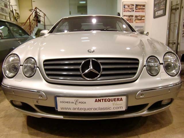 MERCEDES BENZ CL 500 AMG - 1999 For Sale (picture 7 of 12)