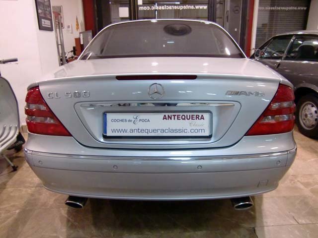 MERCEDES BENZ CL 500 AMG - 1999 For Sale (picture 8 of 12)