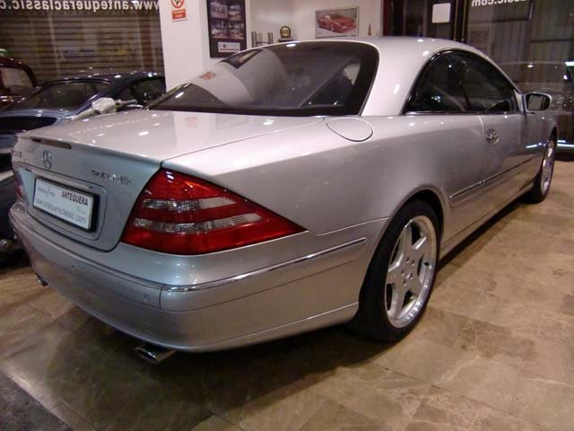 MERCEDES BENZ CL 500 AMG - 1999 For Sale (picture 9 of 12)