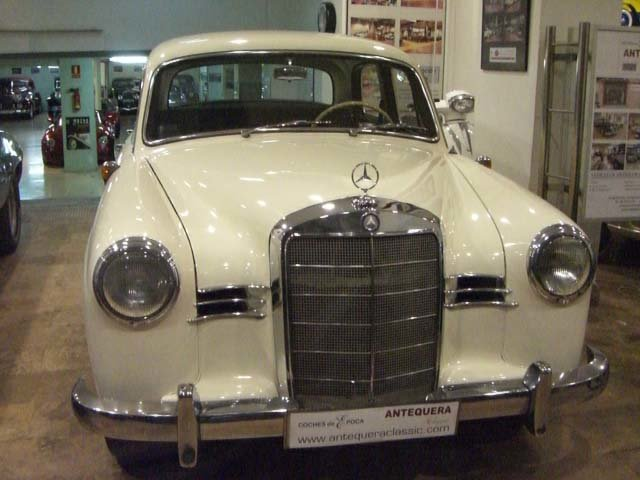 MERCEDES BENZ 190 B PONTON W121 - 1961 For Sale (picture 9 of 12)