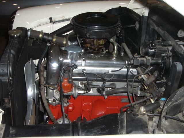 MERCEDES BENZ 190 B PONTON W121 - 1961 For Sale (picture 10 of 12)