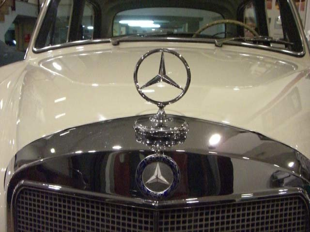 MERCEDES BENZ 190 B PONTON W121 - 1961 For Sale (picture 11 of 12)