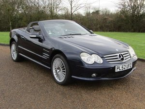 Picture of 2002 Mercedes SL55 AMG Auto at ACA 13th and 14th February For Sale by Auction