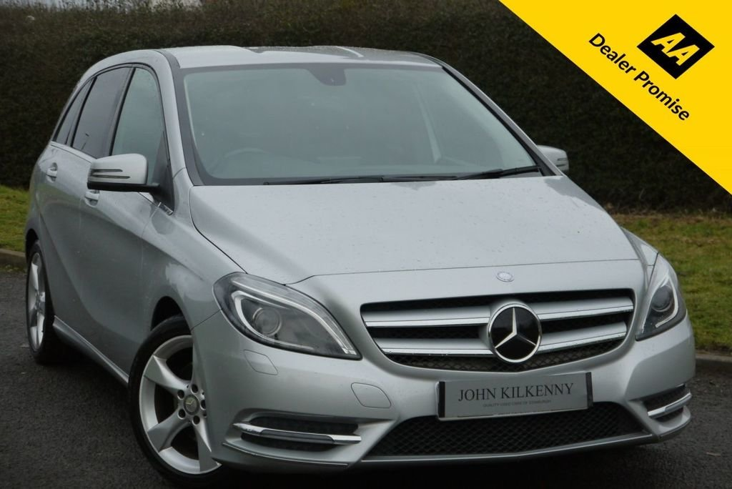 2014 Mercedes-Benz B Class 1.5 B180 CDI Sport *£30 TAX* For Sale (picture 1 of 1)