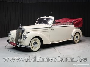 Picture of 1953 Mercedes-Benz 220 B Cabriolet '53 For Sale