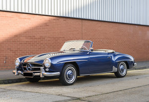 Picture of 1962 Mercedes-Benz 190SL (LHD)