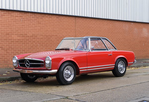 Picture of 1966 Mercedes-Benz 230SL Pagoda (LHD)