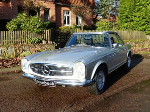 Picture of 1969 Mercedes-Benz 280 SL -Original shape, MATCHING NUMBERS For Sale
