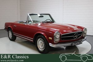 Picture of MB 280 SL Pagode   Extensively restored   Manual   1968 For Sale