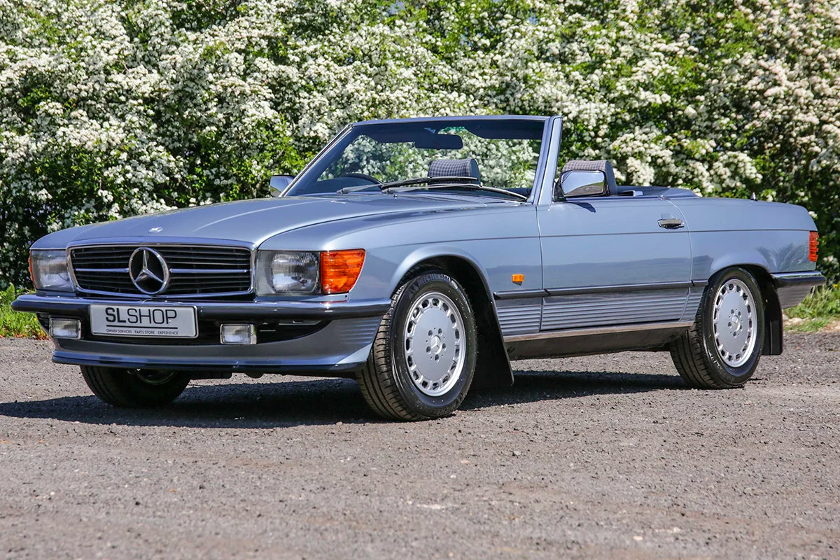 1986 Mercedes-Benz 300SL (R107) #2152 Superb Throughout For Sale (picture 1 of 12)