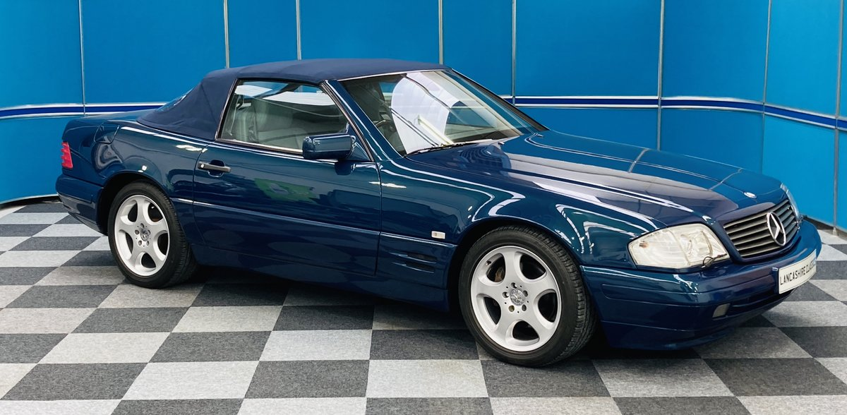 1998 Mercedes SL320 For Sale (picture 2 of 12)