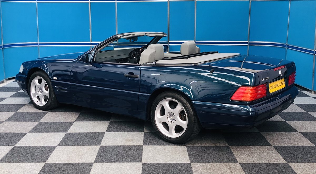 1998 Mercedes SL320 For Sale (picture 3 of 12)