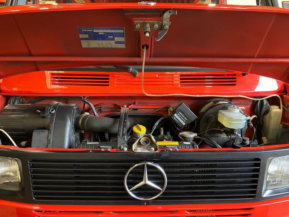 1993 Mercedes  Van T1 310D hi-top mwb 1owner LHD low miles For Sale (picture 2 of 12)