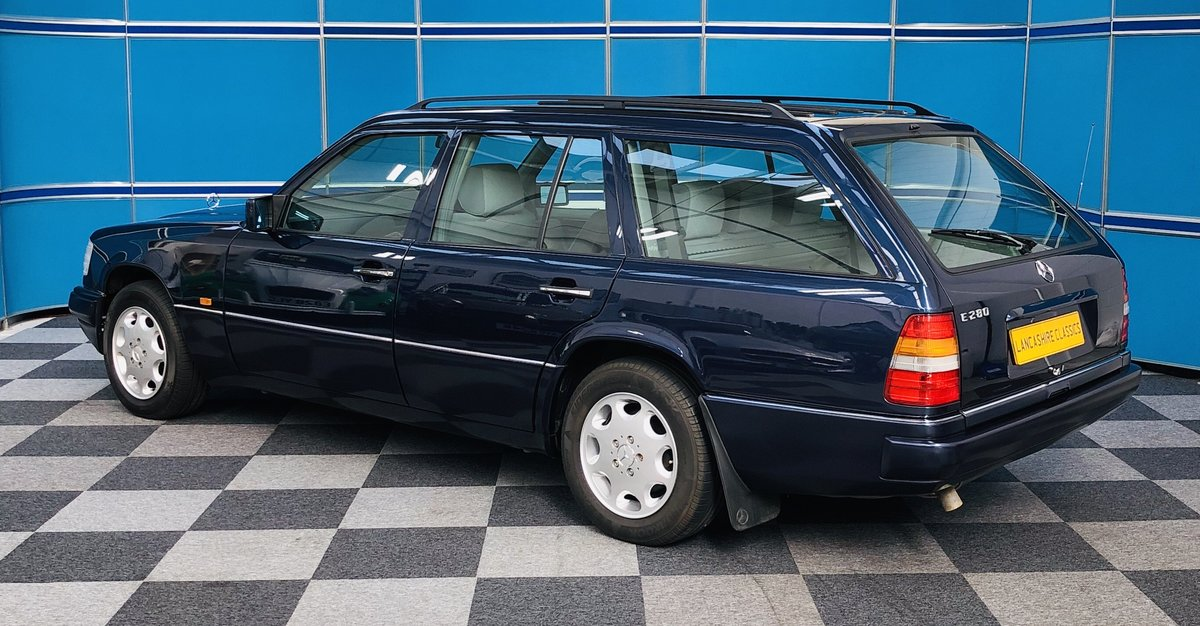 1996 Mercedes E280 Estate For Sale (picture 2 of 12)